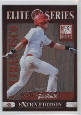 2011 Donruss Elite Extra Edition - Elite Series #17 - Joe Panik