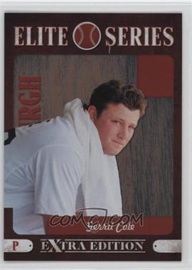 2011 Donruss Elite Extra Edition - Elite Series #18 - Gerrit Cole