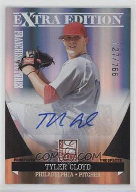 2011 Donruss Elite Extra Edition - Franchise Futures Signatures #158 - Tyler Cloyd /766