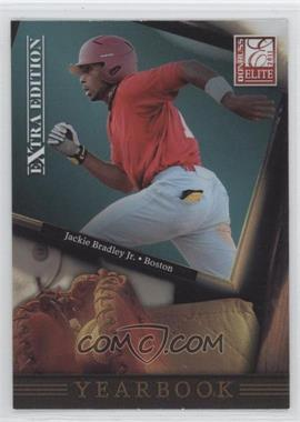 2011 Donruss Elite Extra Edition - Yearbook #18 - Jackie Bradley Jr.