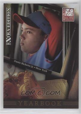 2011 Donruss Elite Extra Edition - Yearbook #4 - Dante Bichette Jr.