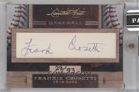 Frankie Crosetti /43 [ENCASED]