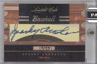 Sparky Anderson /25