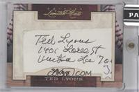 Ted Lyons /39