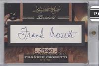 Frankie Crosetti [CutSignature] #/49