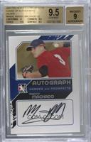 Manny Machado /190 [BGS 9.5 GEM MINT]