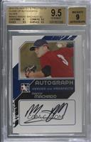 Manny Machado [BGS 9.5 GEM MINT] #/190