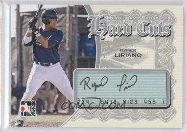 2011 In the Game Heroes and Prospects - Hard Cuts - Silver #HC-RL - Rymer Liriano /24