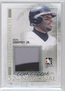 2011 In the Game Heroes and Prospects - National Convention Baseball Redemption Memorabilia #HPBR-22 - Ken Griffey Jr.