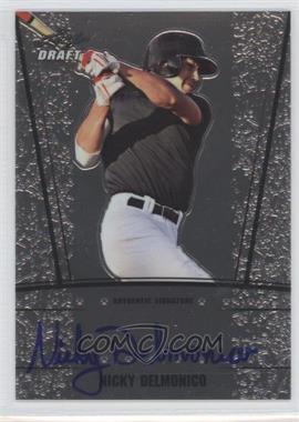 2011 Leaf Metal Draft - [Base] #AU-ND1 - Nicky Delmonico