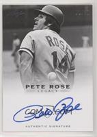 Pete Rose #/30