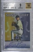 Sonny Gray /99 [BGS 9 MINT]