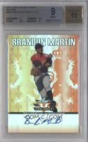 Brandon Martin /25 [BGS9MINT]