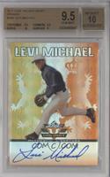 Levi Michael /25 [BGS9.5]