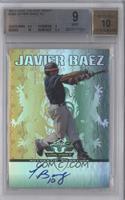 Javier Baez [BGS9]