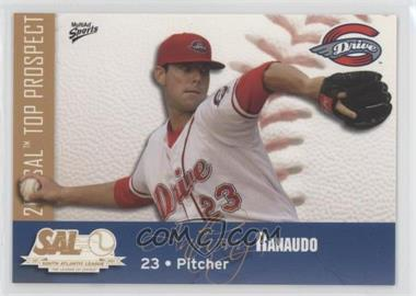 2011 MultiAd Sports South Atlantic League Top Prospects - [Base] #20 - Anthony Ranaudo