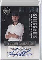 Yovani Gallardo /25