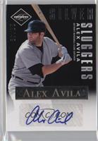 Alex Avila /49