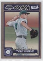 Tyler Anderson /99