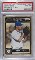Gerrit Cole [PSA 8 NM‑MT]