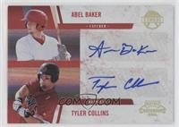 Abel Baker, Tyler Collins /149