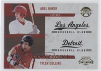 Abel Baker, Tyler Collins
