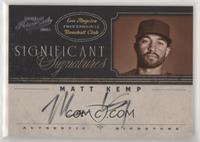 Matt Kemp [EX to NM] #/25