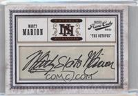 Marty Marion /25