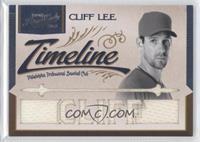 Cliff Lee #/25