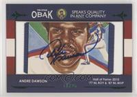 Andre Dawson #10/25