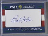 Bob Feller /25