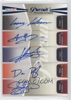 Casey Coleman, Jeanmar Gomez, Carlos Monasterios, Dan Runzler, Drew Storen /50