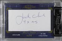 Jack Clark /10 [ENCASED]