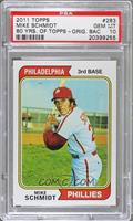 Mike Schmidt [PSA 10 GEM MT]
