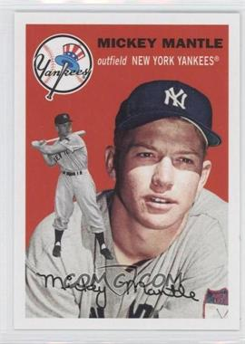 2011 Topps - 60 Years of Topps: The Lost Cards - Original Back #60YOTLC-3 - Mickey Mantle