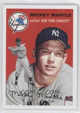 2011 Topps - 60 Years of Topps: The Lost Cards #60YOTLC-3 - Mickey Mantle