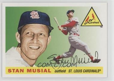 2011 Topps - 60 Years of Topps: The Lost Cards #60YOTLC-5 - Stan Musial