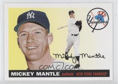 2011 Topps - 60 Years of Topps: The Lost Cards #60YOTLC-8 - Mickey Mantle