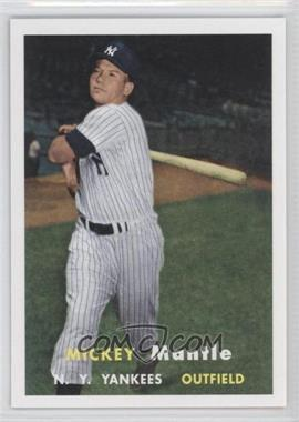 2011 Topps - 60 Years of Topps #60YOT-06 - Mickey Mantle