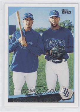 2011 Topps - 60 Years of Topps #60YOT-117 - Evan Longoria, David Price