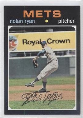 2011 Topps - 60 Years of Topps #60YOT-20 - Nolan Ryan