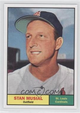 2011 Topps - 60 Years of Topps #60YOT-69 - Stan Musial
