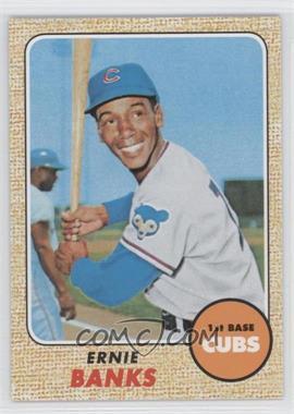 2011 Topps - 60 Years of Topps #60YOT-76 - Ernie Banks