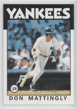 2011 Topps - 60 Years of Topps #60YOT-94 - Don Mattingly