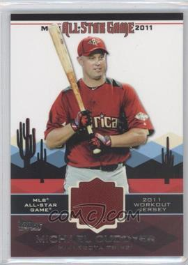 2011 Topps - All-Star Stitches #AS-24 - Michael Cuddyer
