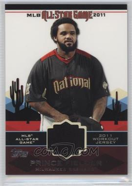 2011 Topps - All-Star Stitches #AS-32 - Prince Fielder