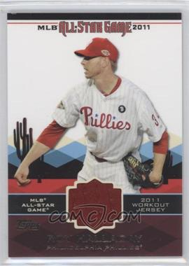 2011 Topps - All-Star Stitches #AS-39 - Roy Halladay