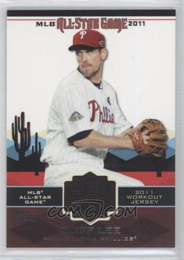 2011 Topps - All-Star Stitches #AS-44 - Cliff Lee