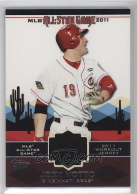 2011 Topps - All-Star Stitches #AS-47 - Joey Votto