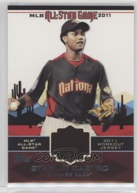 2011 Topps - All-Star Stitches #AS-51 - Starlin Castro